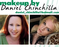 Makeup by Daniel Chinchilla
