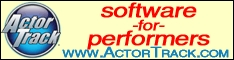 Actor Track Software